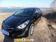 Hyundai Elantra MD 1.6 AT (132 л.с.) нет