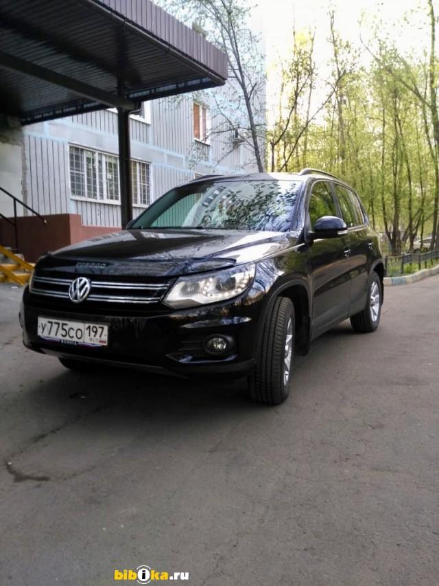 Volkswagen Tiguan 1 поколение [рестайлинг] 2.0 TDI 4Motion AT (140 л.с.)