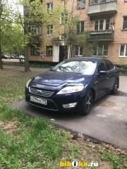 Ford Mondeo 4 Totanium