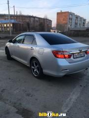 Toyota Camry XV50 2.5 AT (181 л.с.) Комфорт