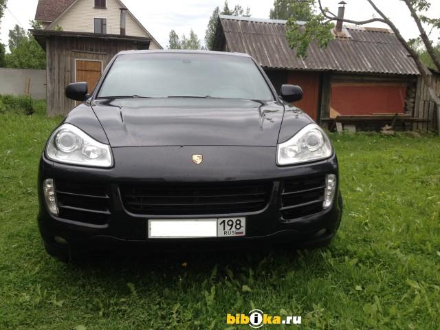 Porsche Cayenne 957 3.0 TDI AT (240 л.с.)