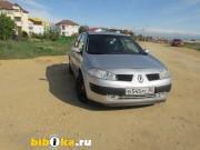 Renault Megane 2 поколение 1.6 MT (113 л.с.)