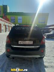 Opel Antara 1 поколение 3.2 AT AWD (227 л.с.)