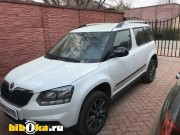 Skoda Yeti Style Adventure Outdoor