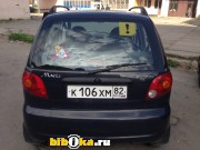 Daewoo Matiz M200 0.8 AT (52 л.с.)