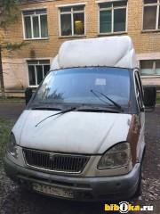 ГАЗ Соболь 2752 грузо-пассажирский