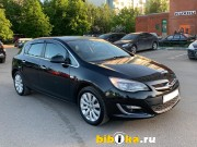 Opel Astra J [рестайлинг] 1.6 Turbo AT (180 л.с.)