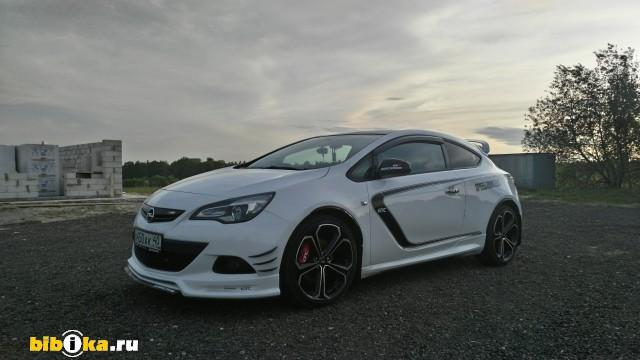 Opel Astra J 1.4 Turbo AT (140 л.с.) sport