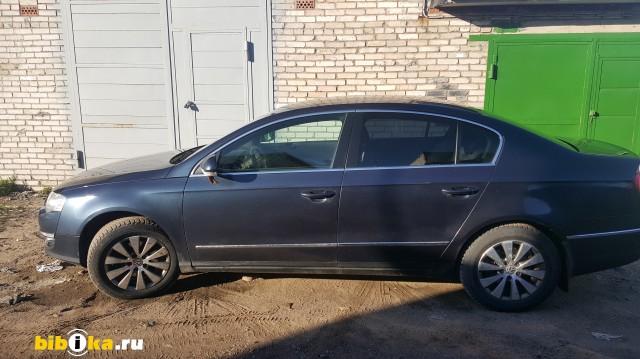 Volkswagen Passat  хаинлайн