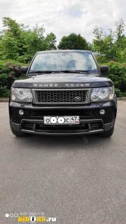 Land Rover Range Rover Sport 1 поколение 4.2 AT (390 л.с.)