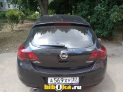 Opel Astra J 1.4 Turbo AT (140 л.с.) Cosmo