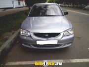 Hyundai Accent LC [рестайлинг] 1.5 MT (99 л.с.)