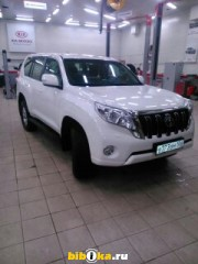 Toyota Land Cruiser Prado  комфорт