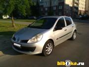 Renault Clio 3 поколение 1.2 MT (75 л.с.) Authentique