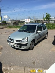Renault Clio 2 поколение 1.4 MT (98 л.с.) Dynamique