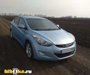 Hyundai Elantra MD 1.6 MT (132 л.с.)