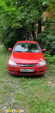 Opel Corsa C [рестайлинг] 1.2 Easytronic (75 л.с.)