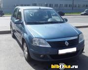 Renault Logan 1 поколение [рестайлинг] 1.6 MT (102 л.с.) привиледж