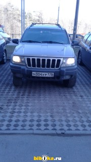 Jeep Grand  Cherokee WJ 3.1 AT TD (140 л.с.) Обычная