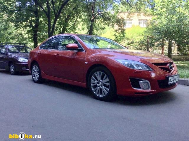 Mazda 6 2 поколение 2.0 AT (147 л.с.) Sport
