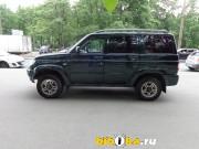 УАЗ 3163 Патриот 1 поколение 2.3 TD MT 4WD (116 л.с.) limited
