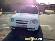 Chevrolet Niva (ВАЗ 2123) 1 поколение [рестайлинг] 1.7 MT (80 л.с.) GLS