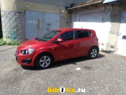 Chevrolet Aveo T300 1.6 AT (115 л.с.