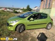 Peugeot 207 1 поколение 1.6 VTi AT (120 л.с.)