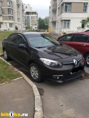 Renault Fluence 1 поколение [рестайлинг] 1.6 CVT (114 л.с.)