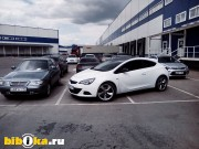 Opel Astra J 1.6 Turbo MT (180 л.с.) Спорт