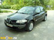Renault Megane II 2.0 максимальная