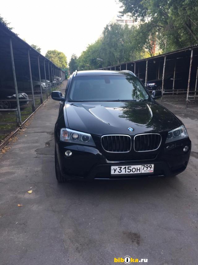 BMW X3  BMW X3 XDRIVE 20D