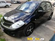 Nissan Tiida C11 [рестайлинг] 1.6 AT (110 л.с.)