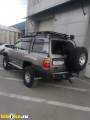 Toyota Land Cruiser J100 [рестайлинг] 4.2 D MT (131 л.с.)