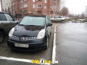 Nissan Note E11 1.4 MT (86 л.с.) Комфорт