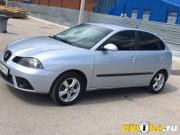 SEAT Ibiza 3 поколение [рестайлинг] 1.4 MT (85 л.с.)