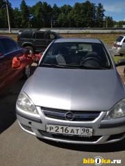 Opel Corsa C [рестайлинг] 1.0 MT (60 л.с.)