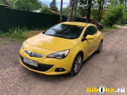 Opel Astra J 1.4 Turbo AT (140 л.с.) Sport