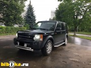 Land Rover Discovery 3 поколение 2.7 TD AT (200 л.с.)
