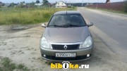 Renault Symbol 2 поколение 1.4 AT (98 л.с.)