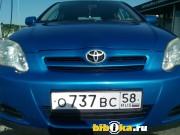 Toyota Corolla E120 1.6 MT (110 л.с.)