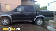 УАЗ 23632 Пикап 1 поколение [рестайлинг] 2.2 TD MT 4WD (113 л.с.)