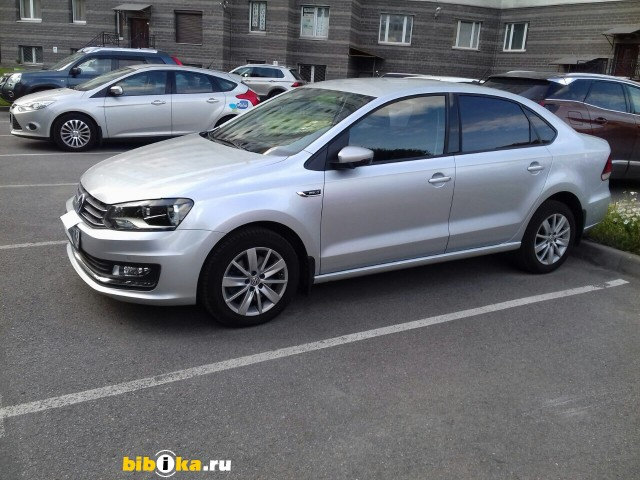 Volkswagen Polo  Highline 1.4 TSI