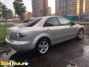 Mazda 6 1 поколение [рестайлинг] 2.0 MT (147 л.с.)