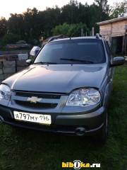 Chevrolet Niva (ВАЗ 2123)