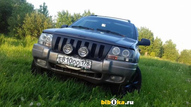 Jeep Grand  Cherokee WJ 4.0 AT (190 л.с.)
