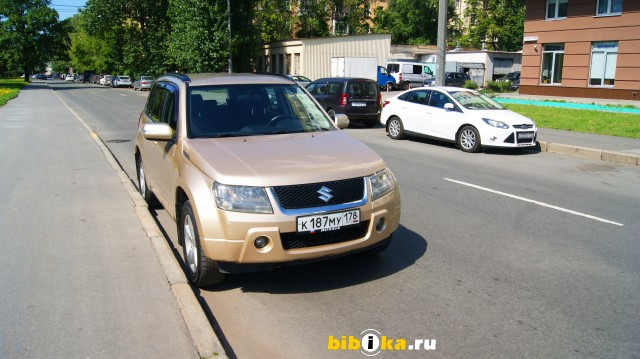 Suzuki Grand Vitara 2 поколение 2.4 AT (169 л.с.)