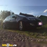 Opel Astra J 1.4 Turbo MT (140 л.с.)