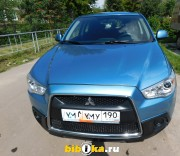 Mitsubishi ASX 1 поколение 1.6 MT 2WD (117 л.с.)