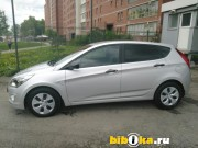 Hyundai Solaris 1.6 автомат Комфорт